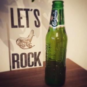 Je déclare le Biéredredi officiellement ouvert ! #letsrock #weekend #beer