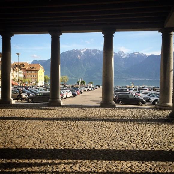 Dernier jour sur les rives du Léman (jusqu'à la prochaine fois) #suisse #Léman #sweiss #mountains