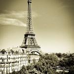 Et ainsi, Paris, je suis partie