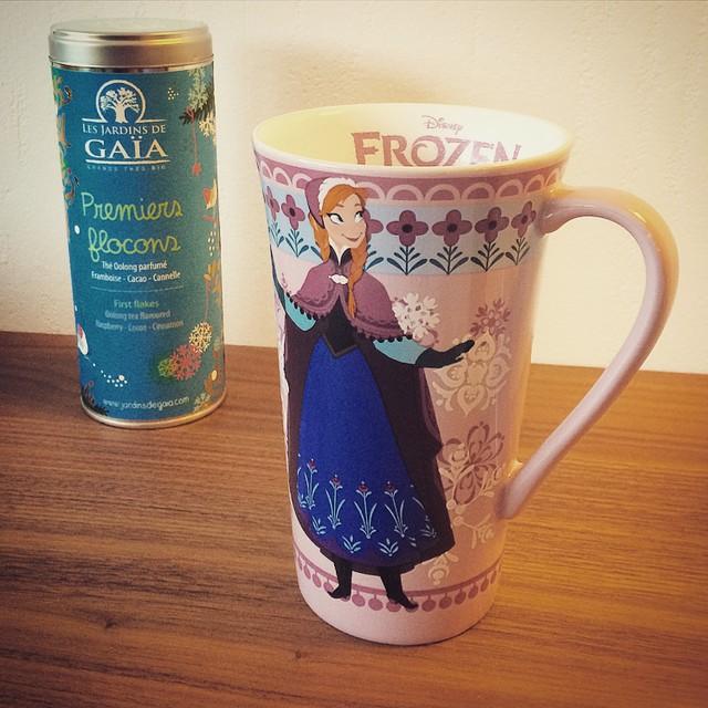 Haaaa ! #mug #frozen #The #Tea #christmas