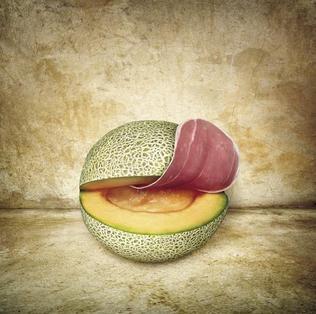 C'est là que j'ai commencé à avoir sérieusement le melon
