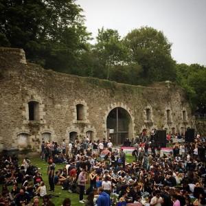 Gouel Breizh au fort de Penfeld #brest #bretagne #pennarbed #igersfinistere…