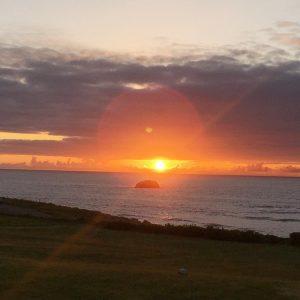 Bon sunset bretagne tremazan finistere wbzh waow