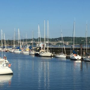 Beau port belle vue moulinblanc brest brestlife bretagne wbzh finisterehellip