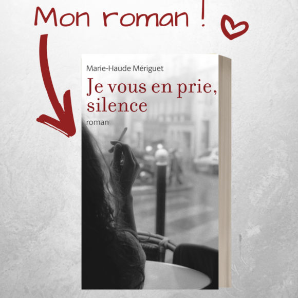 Je vous en prie, silence Marie-Haude Meriguet roman